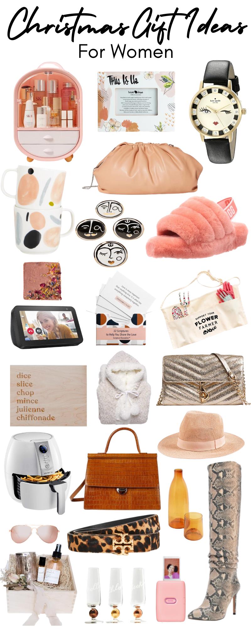 24 Christmas Gift Ideas For Women In 2020 Best Secret Santa Gifts Christmas Presents For Women Top Womens Christmas Gifts