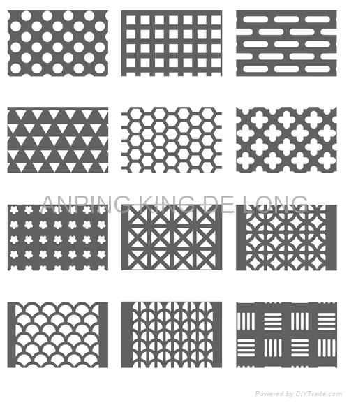 Perforated Sheet Metal Perforated Metal Metal Screen Metal Sheet