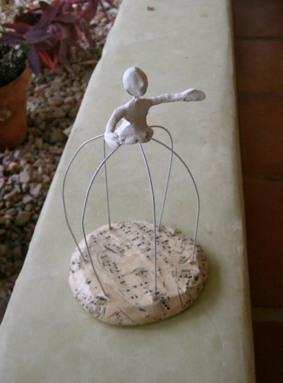 pin by susan blalock on santos cage dolls sculptures. Black Bedroom Furniture Sets. Home Design Ideas
