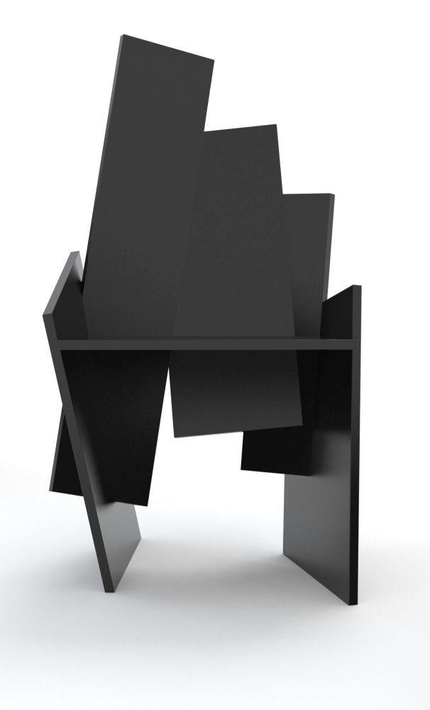 Designer Holz Kommode Roderick Vos | Möbelideen, Möbel · Frederik Roije  Square Chair Right Seater | #interior #design #ap, Möbel