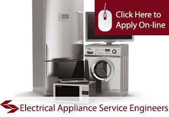 Self Employed Electrical Appliance Servicing Engineers Liability