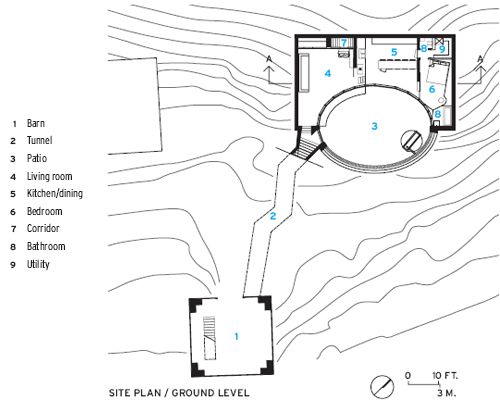 Villa Vals villa vals vals switzerland search and cma plans and drawings