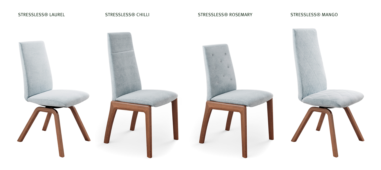 This Year Will See The Arrival Of The Stressless Dining Range