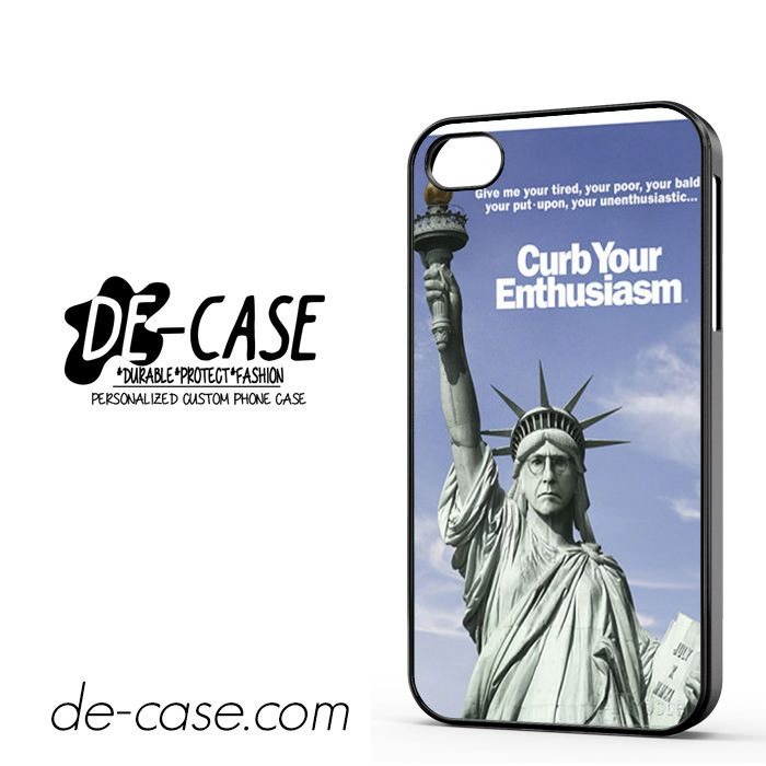Curb-Your-Enthusiasm-Season For Iphone 4 Iphone 4S Case Phone Case Gift Present YO