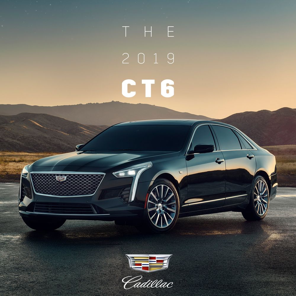Power Has Never Been So Exhilarating. The 2019 #CT6
