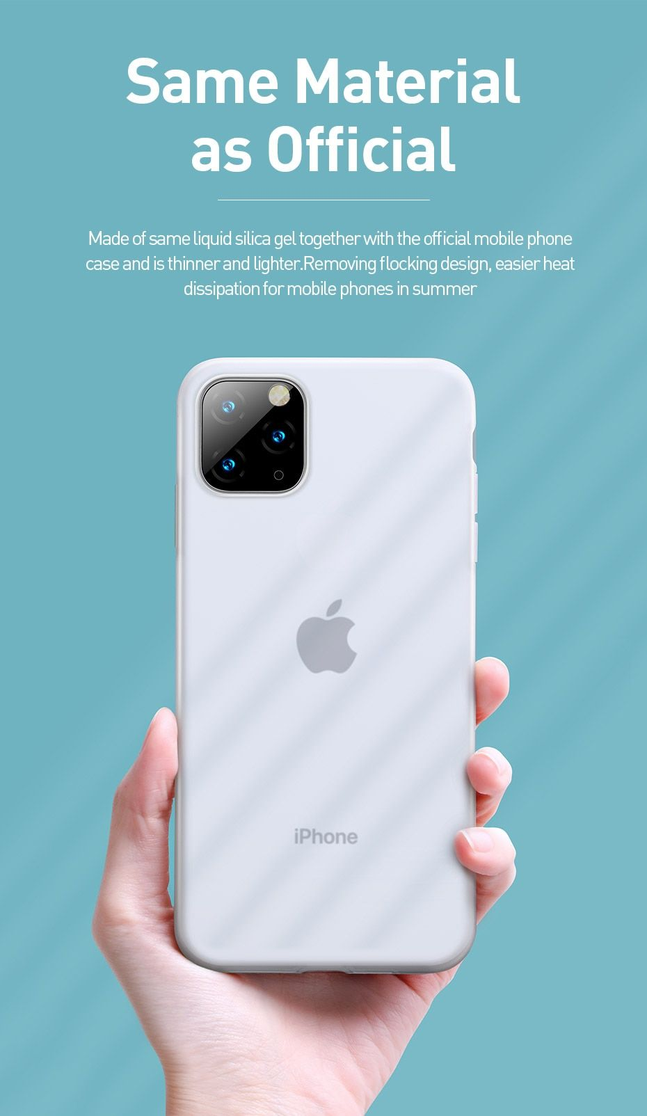 Liquid silicone back phone case for iphone 11 pro max이미지 포함