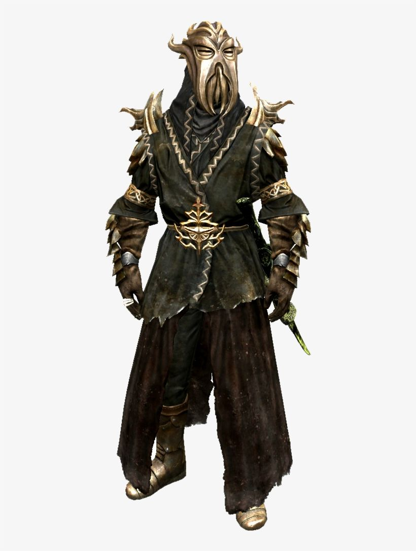 Fantasy Character Design Elder Scrolls Skyrim