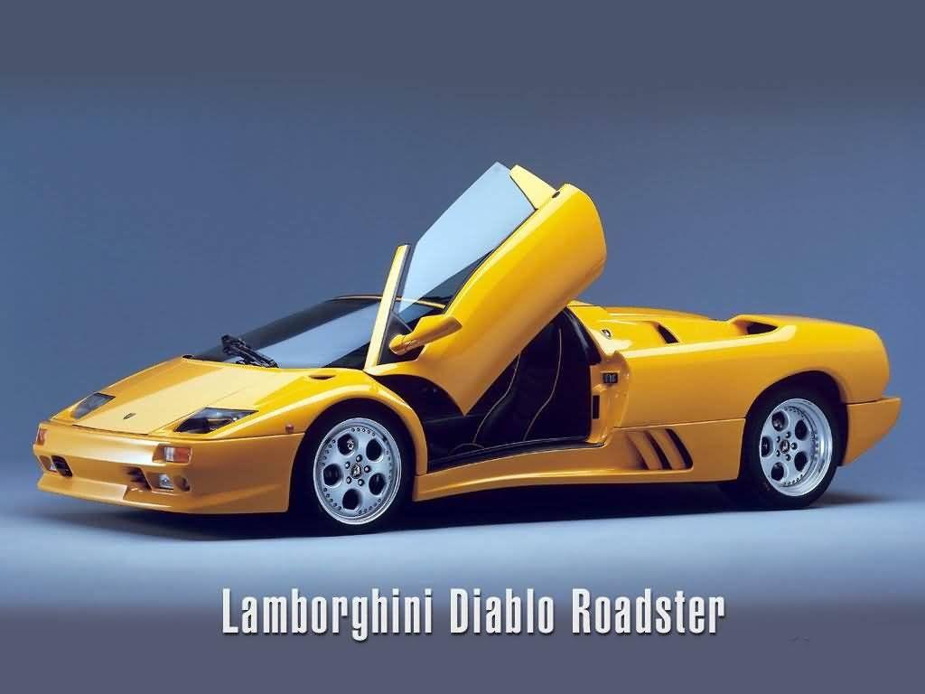 Lamborghini Diablo VT Roadster   LGMSports.com