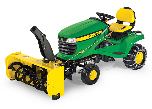 Simplicity H1528E Heavy Duty Two Stage Snow Blower Model