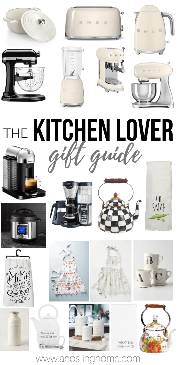 A Christmas Gift Guide For Kitchen Lovers A Hosting Home Romantic Gifts For Him Surprise Gifts For Him Bday Gifts For Him