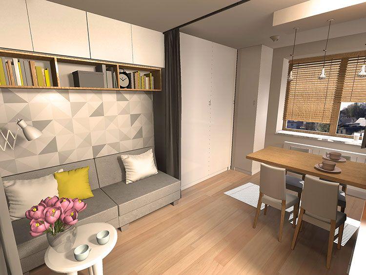 Come Arredare una Casa di 30 mq 6 Progetti di Design