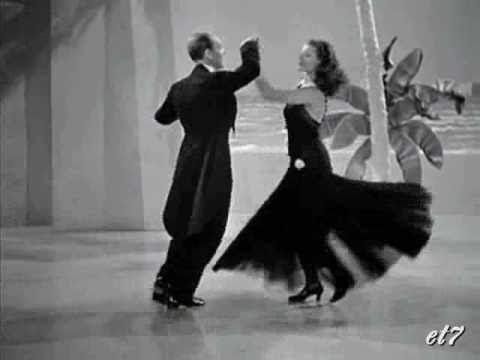 Rita Hayworth Fred Astaire Hungry Eyes This Is One Of My Favorite Videos On All Of Youtube This Lady Is Creativ Fred Astaire Partner Dance Rita Hayworth