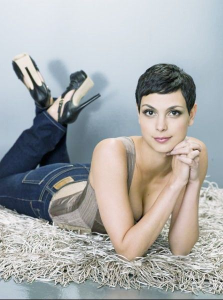 Beautiful Morena Baccarin