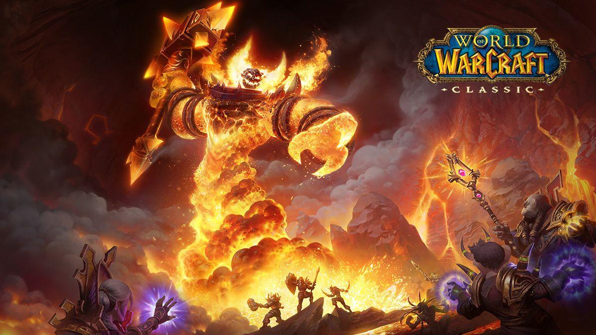 World Of Warcraft Classic A Ete Lance Ouverture De Nouveaux Royaumes Americain Europeen Et World Of Warcraft World Of Warcraft Wallpaper Warcraft
