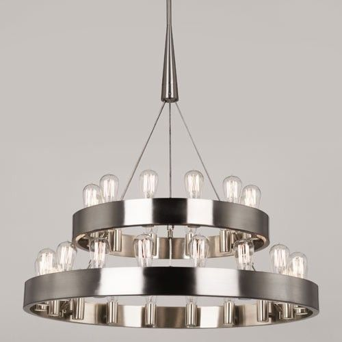 Casual Dining Room Chandeliers: Candelaria 2 Tier Chandelier