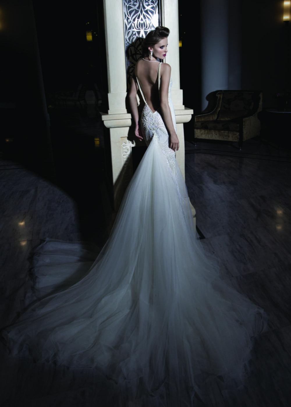 Blog OMG - I'm Engaged! - Vestidos de Noiva Galia Lahav. Vintage wedding dress.