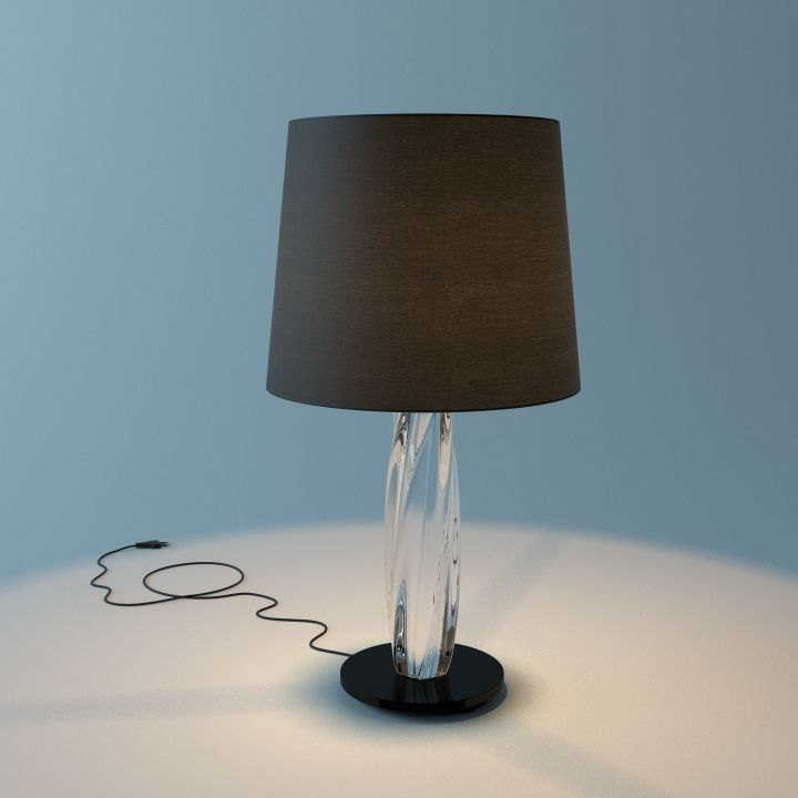Model info: Twins Lamp Vray for Max