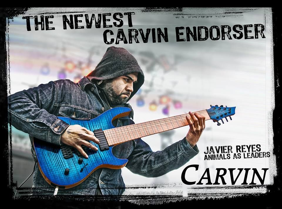 Pin By Caleb Pierce On Guitars Carvin Guitar Djent