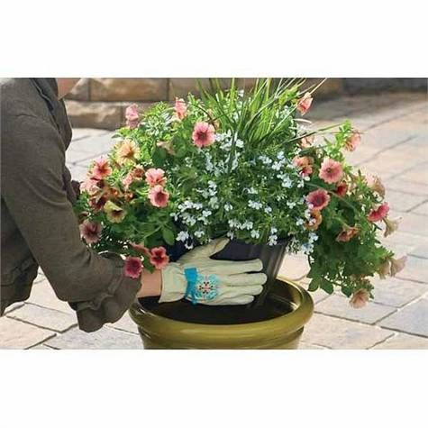 Mother's day is right around the corner and this would be a perfect gift for the gardening mother.  @Lowe's