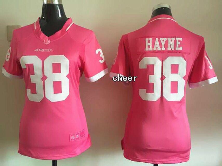 Women Nike Oakland Raiders #52 Khalil Mack Pink Game Bubble Gum  free shipping