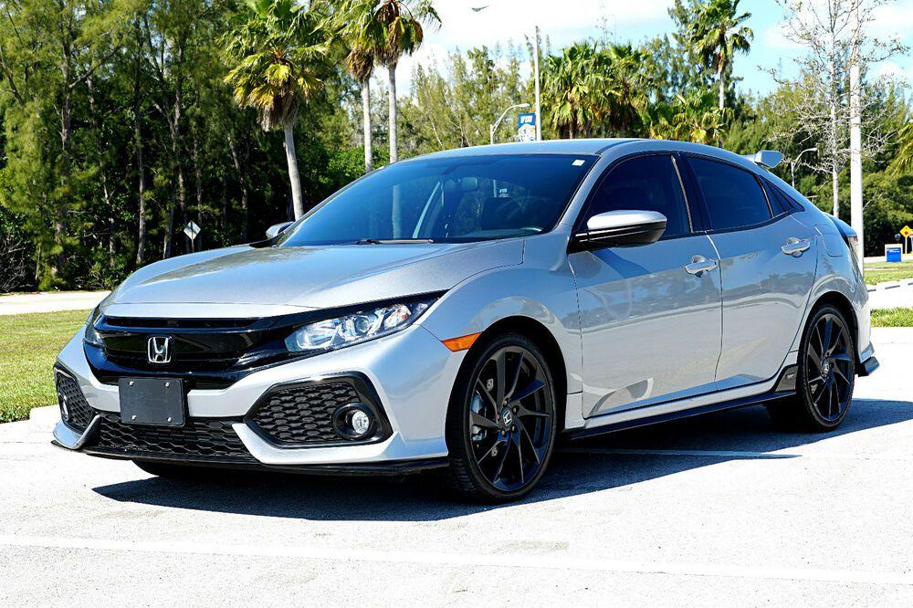 2018 Honda Civic Sport model! LOADED! 9k MILES Price US
