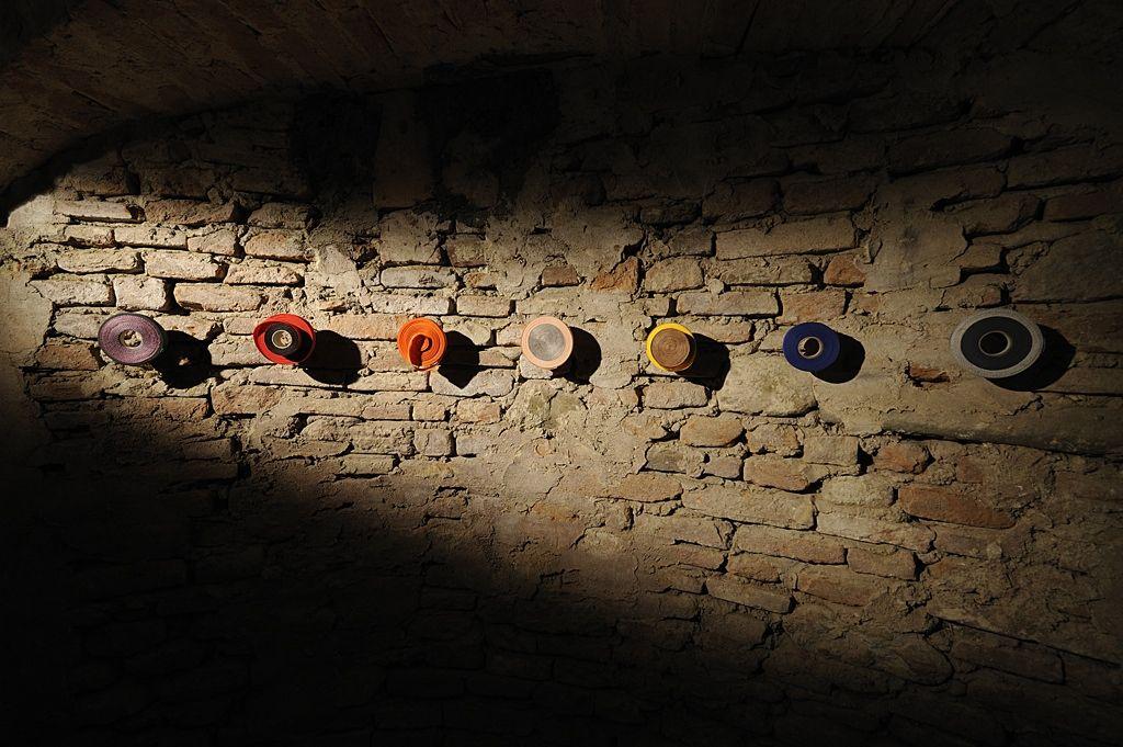 "Alchimia school (Firenze, Italy) Graduation show ""Profondo""- Carrissa Hsu brooches"