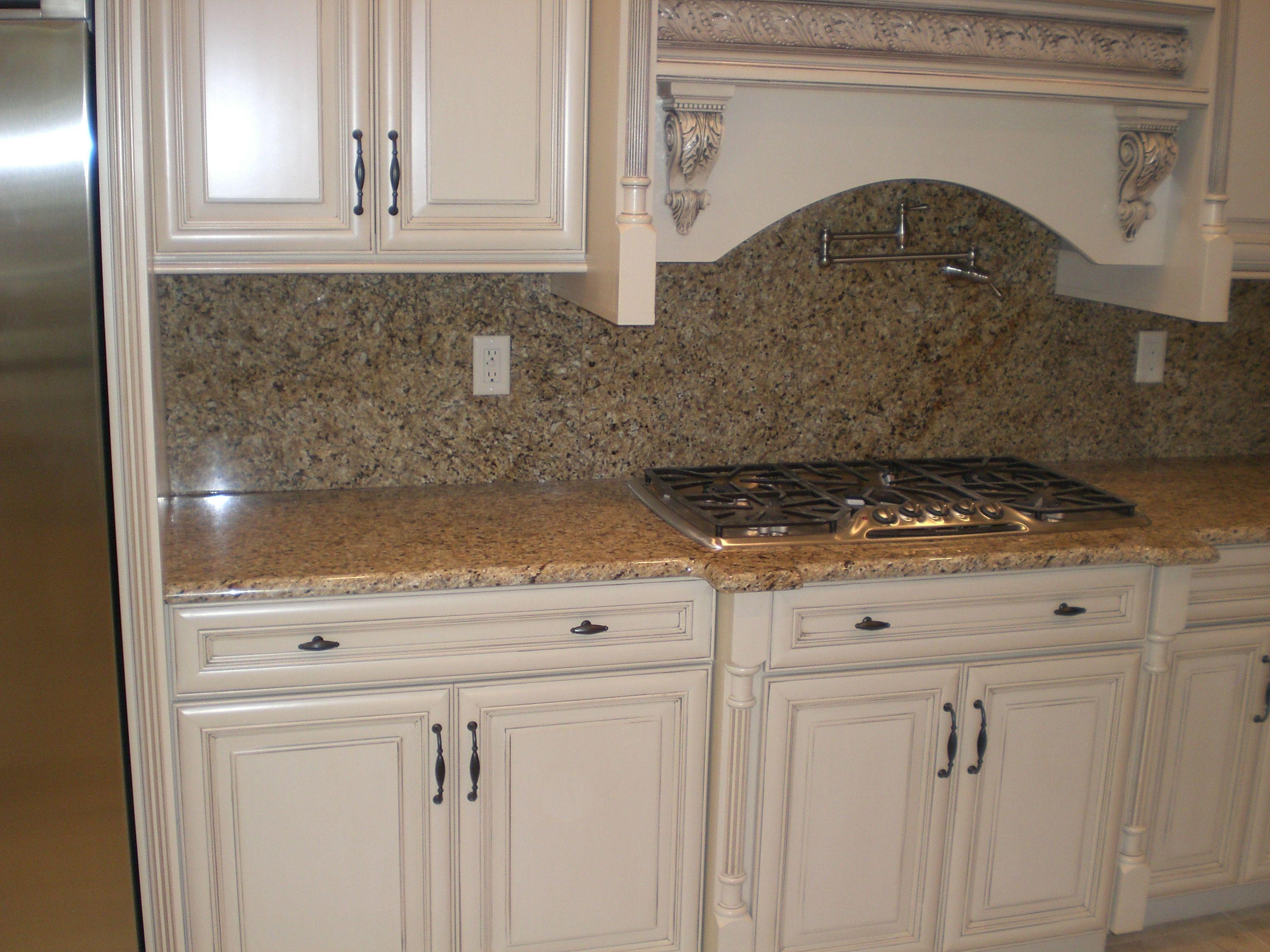 New Venetian Gold granite for bathroom countertops | Ideas for the ...