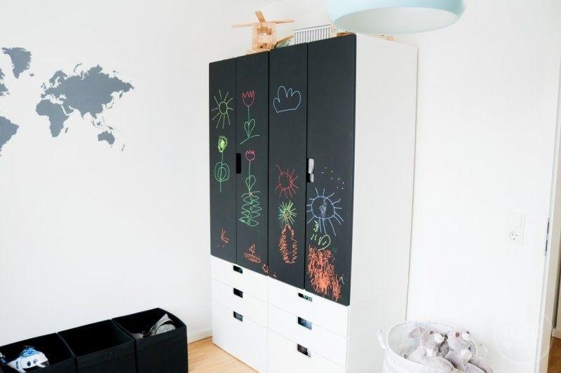 Fantastic Pics Haus Hochbett Bauanleitung Ikea Hack Und Ein Paar Tolle Ideen Fur S Kinderzimmer Thoughts Locker Storage Building Instructions Ikea