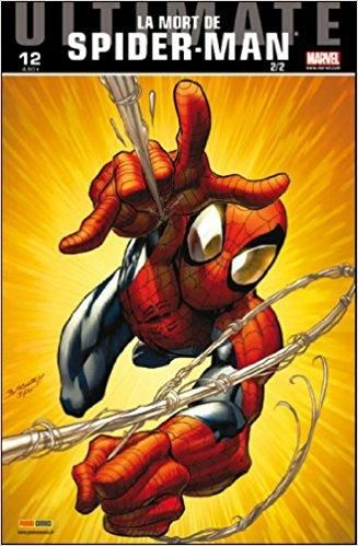 tlcharger ultimate spider man v2 n 12 la mort de spider man gratuit - Spider Man Gratuit