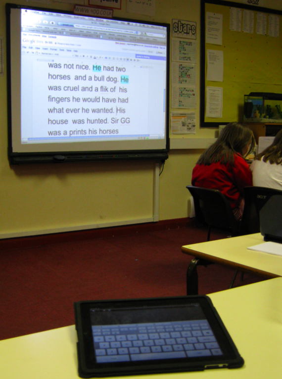 103 interesting ways to use an iPad in the classroom