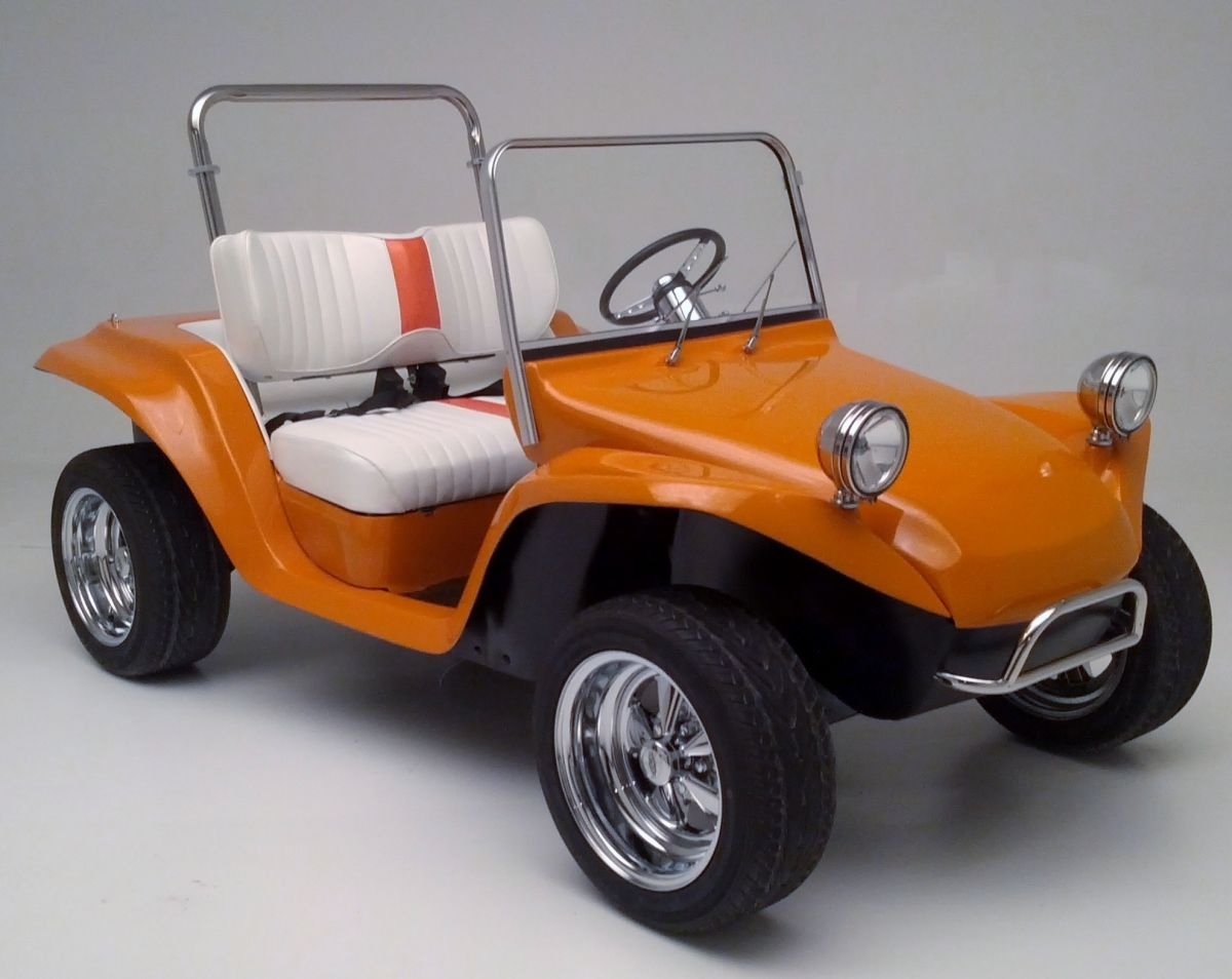 Dune Buggy Golf Carts