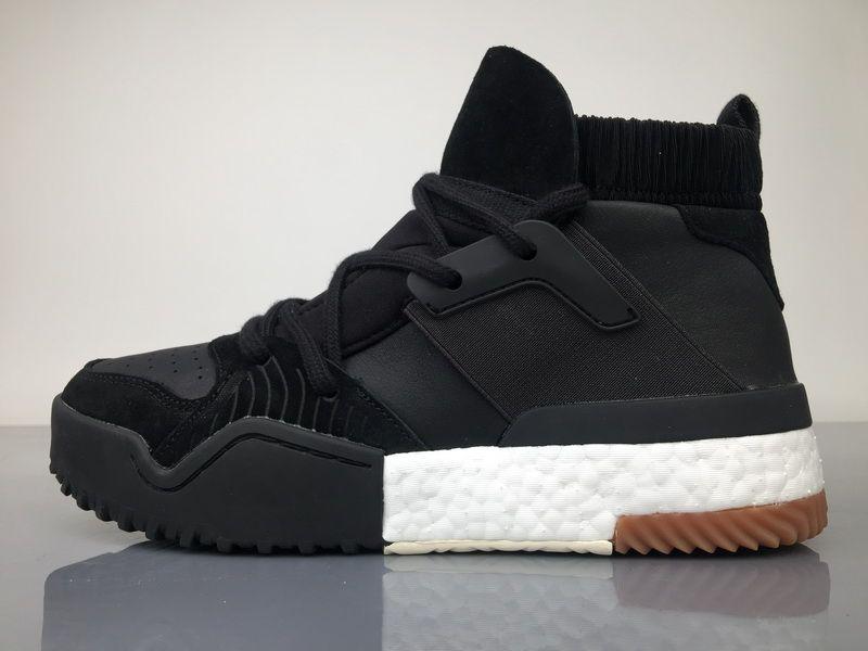 Alexander Wang x Adidas AW BBall Black CM7823 Men Sneaker #4046