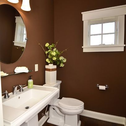 Powder Room Wall Color Sherwin Williams Plantation