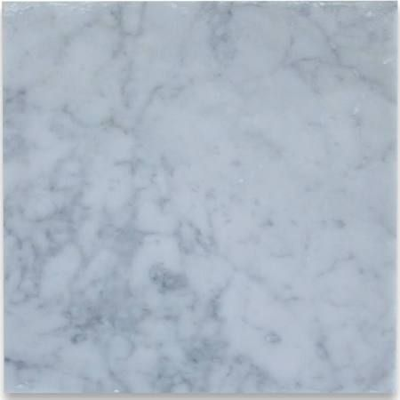Carrara White Tile 12x12 Honed Italian Bianco Carrera Marble From Stonecenteronline Premium Grade 12x12 Tile Bathroom Marble Bathroom White Carrara Marble Tile