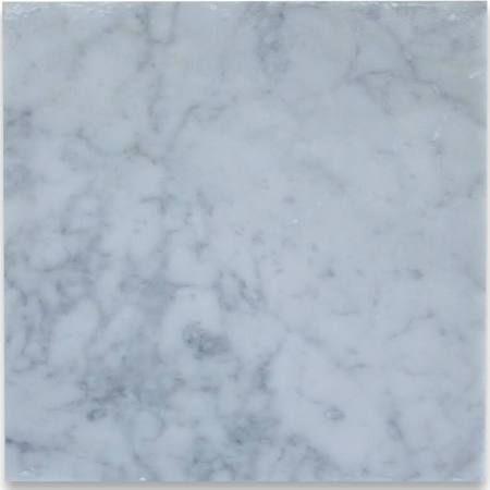 Carrara White Tile 12x12 Honed Italian Bianco Carrera Marble From Stonecenteronline Premium Grade 12x12 Tile Bathroom Marble Bathroom White Carrara Marble Tile