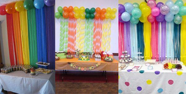 globos-helio-decorar decoracion Pinterest