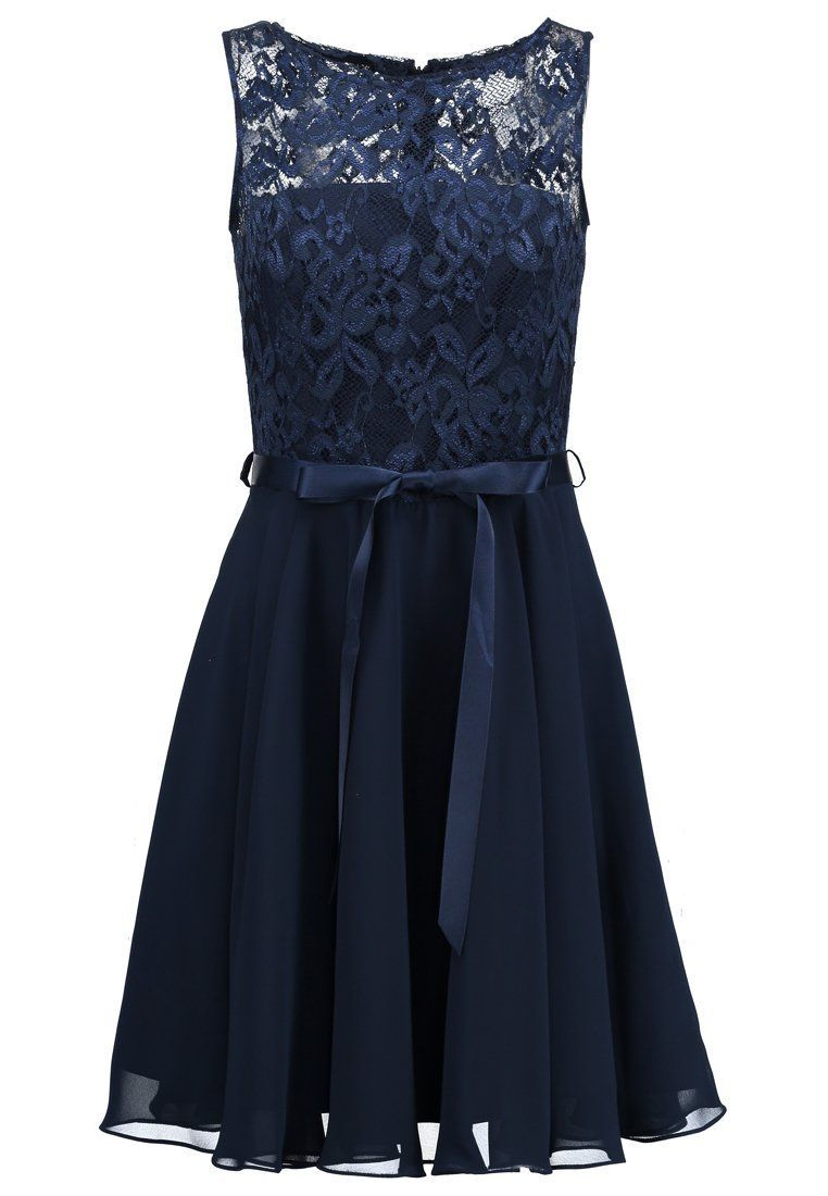 Cocktail dress / festive dress - dark blue @ Zalando.de