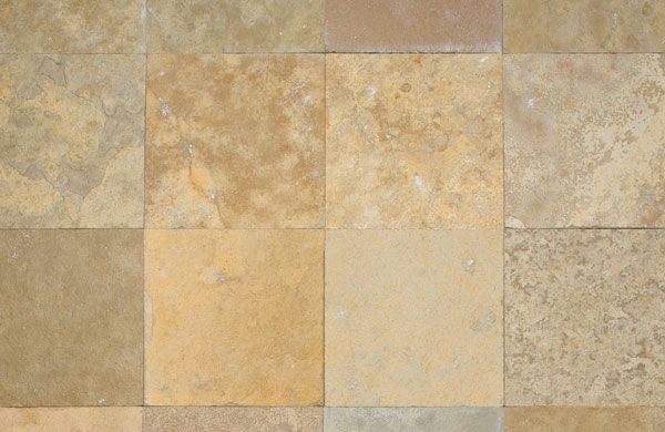 Withered Bluff Beige Yellow Green Floor Tile from American Slate ...