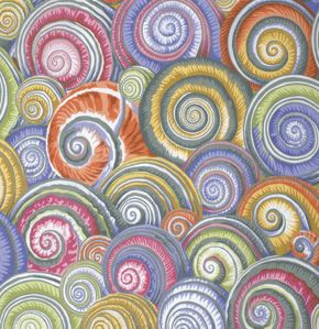 New Spring 2015 by Philip Jacobs for Kaffe Fassett Collective. Arrives early April at www.etsy.com/shop/SewColorfulQuilts