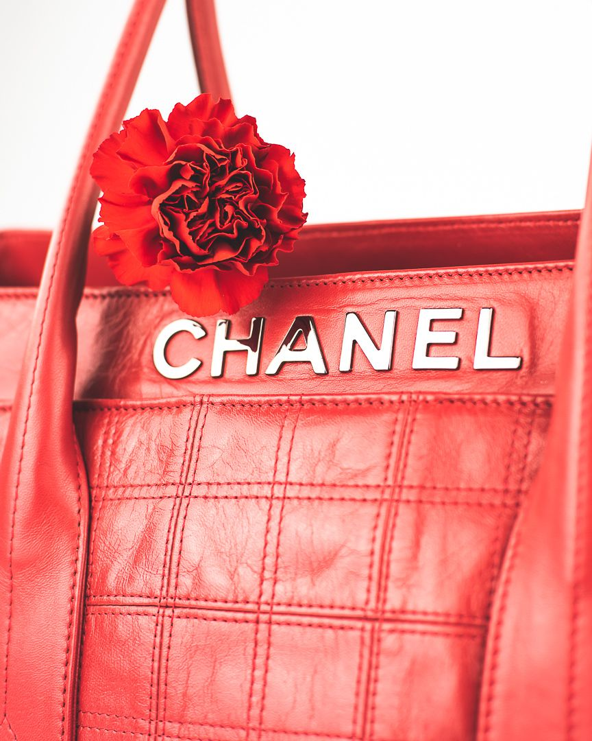 There's great beauty in simplicity. Vintage bags, Chanel