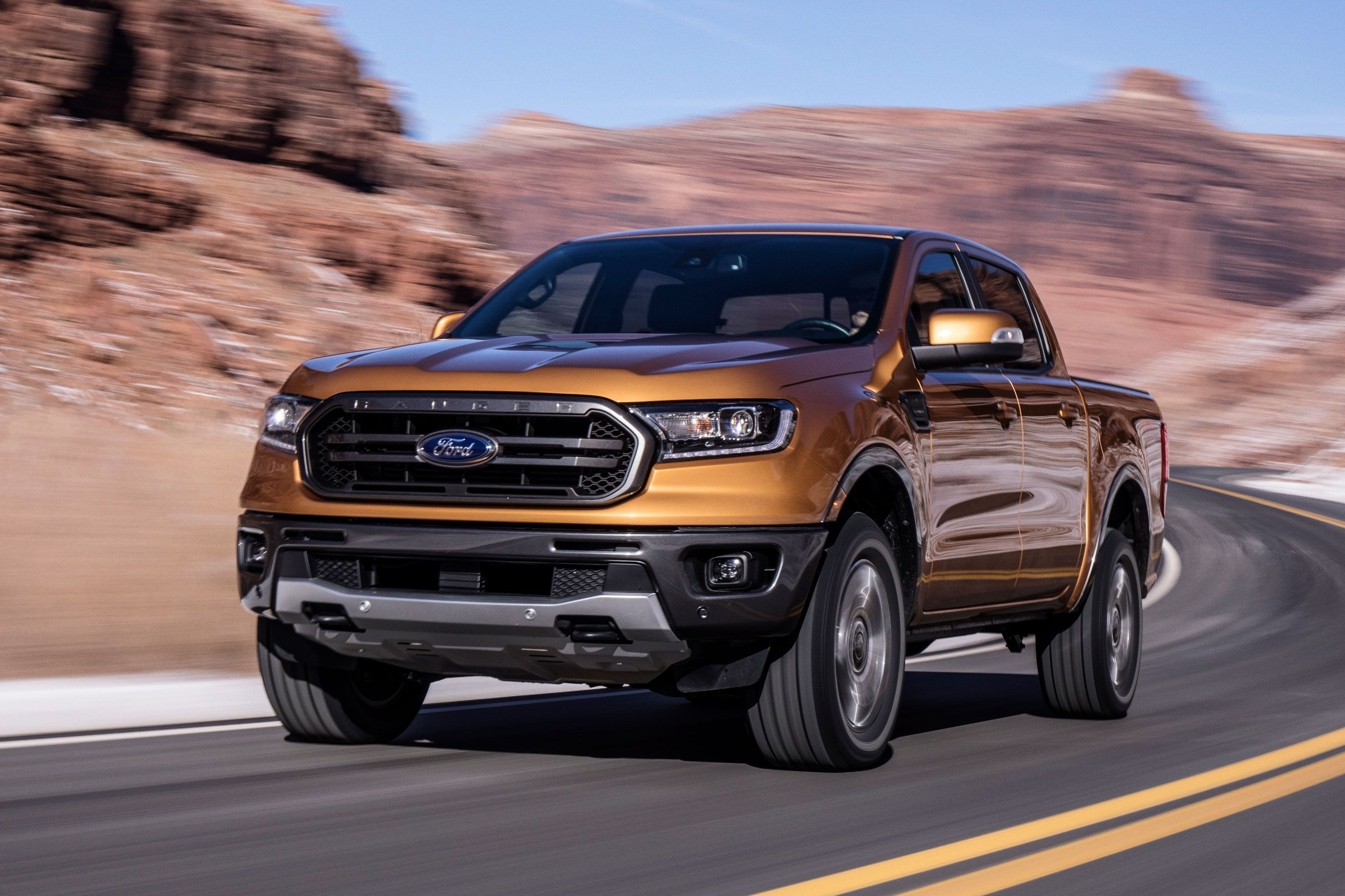 2019 Ford Ranger Wins Mpg Title Gearjunkie 2019 Ford Ranger