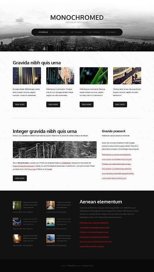 Corporate website templates free download html5, business websites - it manual templates to download