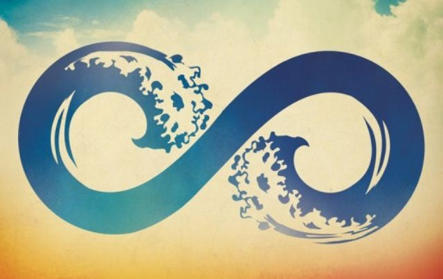 Infinity waves