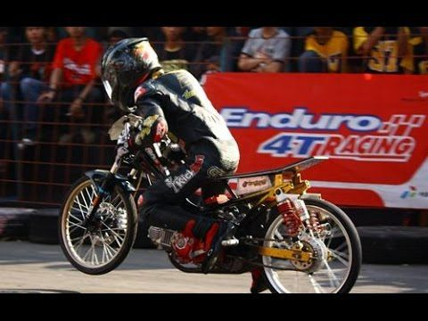 DRAGSTER EKO KODOK #157 - Drag Bike Racing