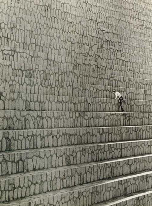 Waterdam, Marathon, Greece, 1934, Alfred Eisenstaedt. (1898 - 1995)