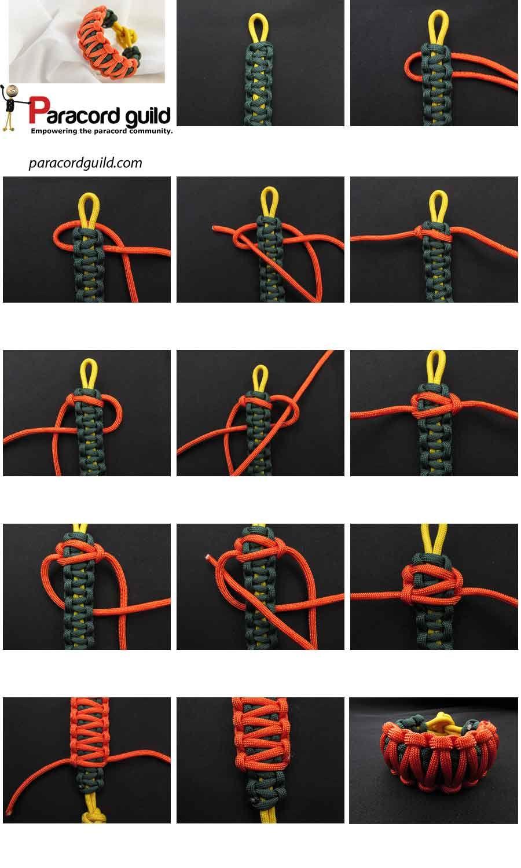 King Cobra Paracord Bracelet Avec Images Paracorde Bracelets