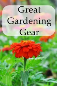 A List Of Gardening Gear Used By A Personal Gardener. Everything