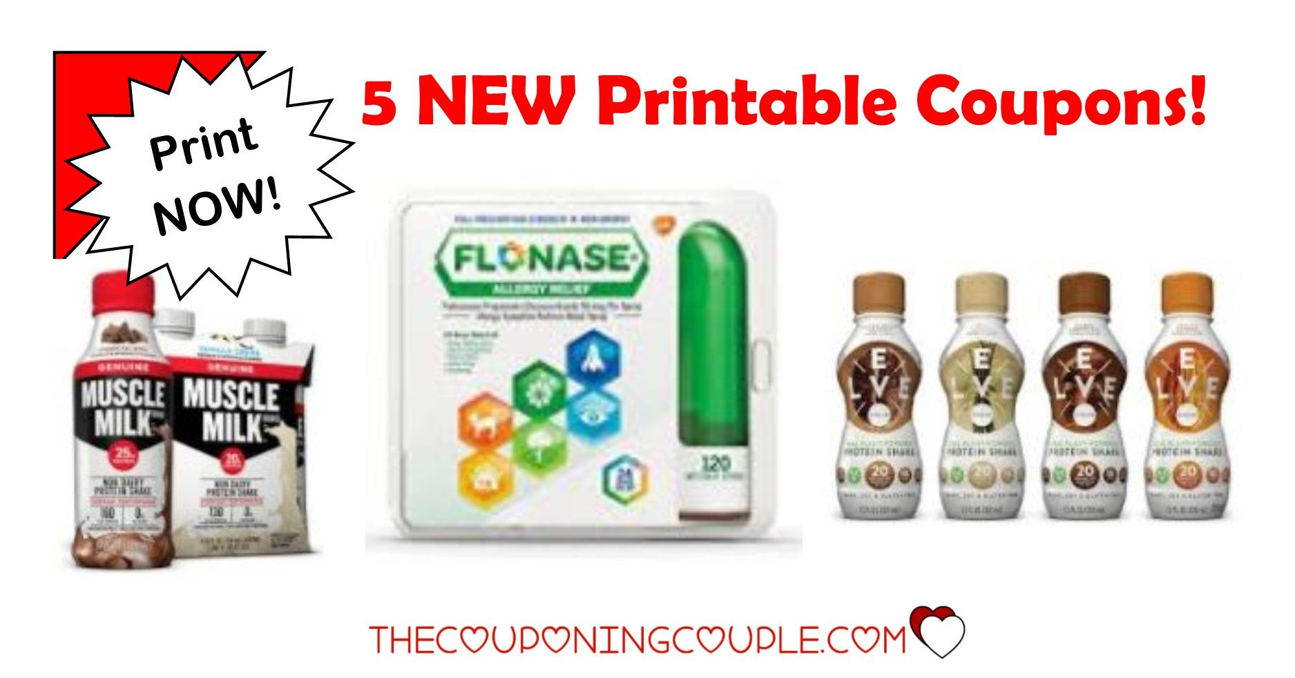 5 new printable coupons 10 in savings print now