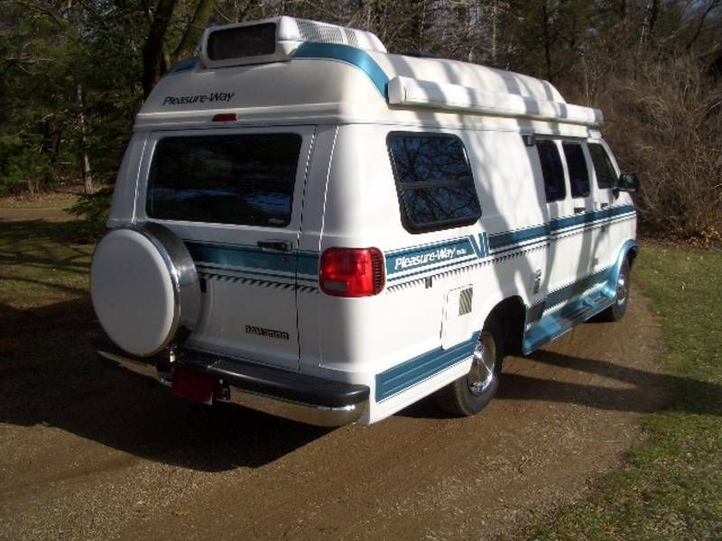 1996 Pleasure Way Excel Stw For Sale By Owner Chippewa