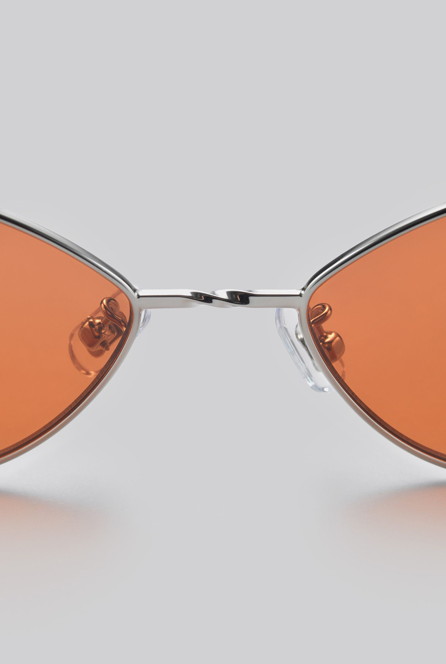 3761f6cdf4c9c GENTLE MONSTER 2018 Sunglasses COBALT 02(OR) Stainless steel and monel  frame in silver